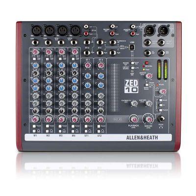 Allen & Heath ZED-10 10 Kanal Kompakt Ses Mikseri