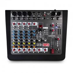 Allen & Heath - Allen & Heath ZEDi-10FX 10 Kanal Efektli Hybrid Compact Mikser