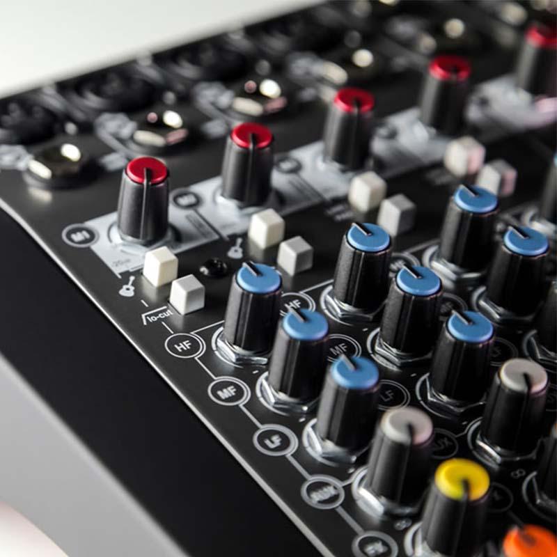 Allen & Heath ZEDi-10FX 10 Kanal Efektli Hybrid Compact Mikser