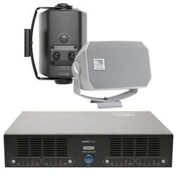 AMC - AMC Outdoor Cafe-Mağaza Ses Sistemi (Sütun Hoparlörü)