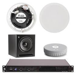 AMC - AMC Üst Seviye Cafe-Mağaza Ses Sistemi (Tavan Hoparlörü)
