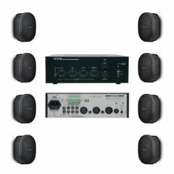 InfoMusic Ses Paketleri - Apart Cafe Ses Sistemi Paketi