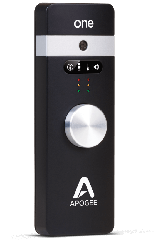 Apogee - APOGEE One iOS & Mac - USB 2.0 Ses Kartı