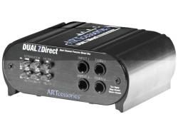 Art - Art Dual ZDirect Pasif Direct Box
