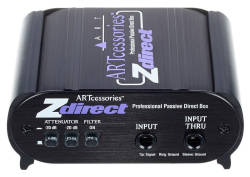 Art - Art ZDirect Profesyonel Pasif Direct Box
