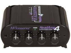 Art - ARTcessories HeadAMP 4 4 Kanal Kulaklık Preamph