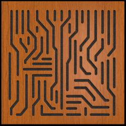 Artnovion - Artnovion Agad - Bass Trap ( 8 Adet 60 x 60 cm)