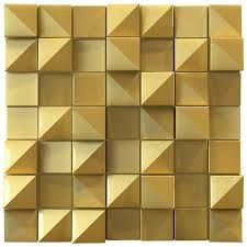 Artnovion - Artnovion Logan (Gold) - Diffuser ( 8 Adet 60 x 60 cm)