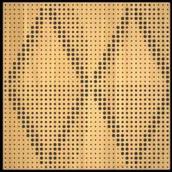 Artnovion - Artnovion Petra (Marron) - Absorber ( 8 Adet 60 x 60 cm )