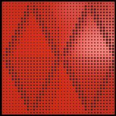 Artnovion - Artnovion Petra (Rouge) - Absorber ( 8 Adet 60 x 60 cm )