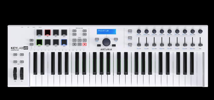 ARTURIA Keylab 49 Essential Klavye