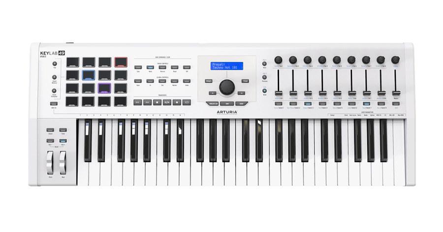 Arturia Keylab 49 MKII 49 Tuş Midi Klavye/Kontrol