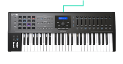 Arturia Keylab 49 MK2 49 Tuş Midi Klavye/Kontrol - Thumbnail