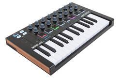- ARTURIA MiniLab MKII Black Edition 25 Tuş Midi Klavye