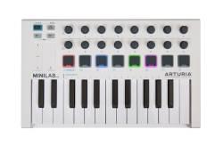 Arturia - ARTURIA MiniLab MK II - 25 Tuş Midi Klavye