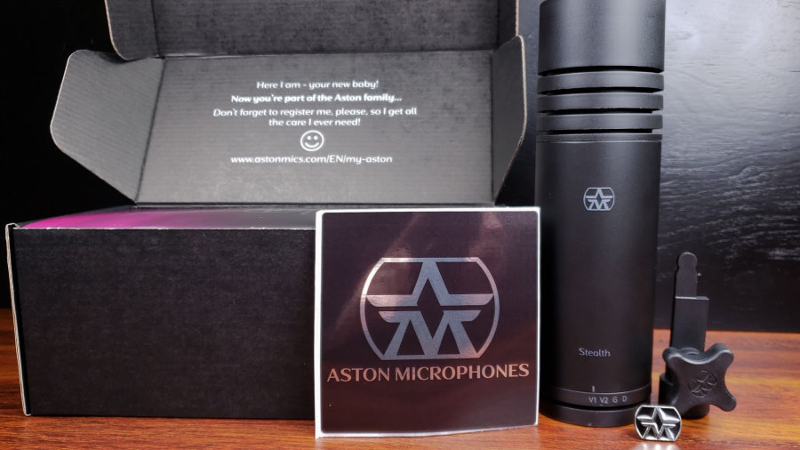 Aston Microphones Stealth