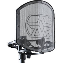 Aston Microphones - Aston SwiftShield Shockmount ve Pop Filtre