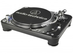 Audio-Technica - Audio-Technica AT-LP1240USB Direct Drive USB Turntable