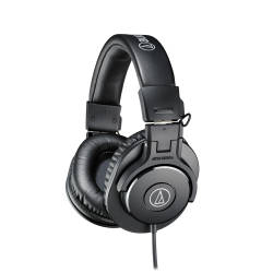 Audio-Technica - Audio-Technica ATH-M30x Stüdyo Referans Kulaklığı