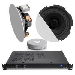 Audac - Audac Orta Seviye Cafe-Mağaza Ses Sistemi (Tavan Hoparlörü)
