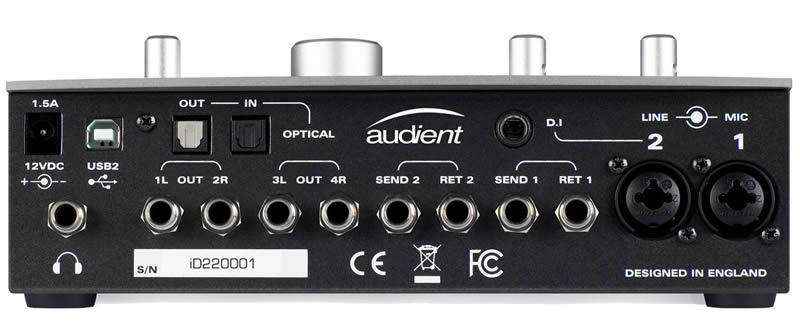 Audient iD22 - USB Ses Kartı