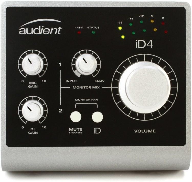 Audient iD4 Usb Ses Kartı