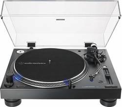 Audio-Technica - Audio Technica AT-LP140XPBK Profesyonel Dj Turntable Siyah