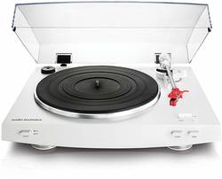 Audio-Technica - Audio Technica AT-LP3WH Stereo Turntable