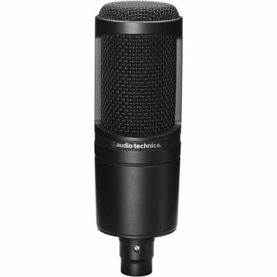 Audio-Technica - Audio-Technica AT2020 Condenser Stüdyo Mikrofonu