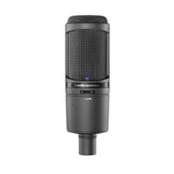 Audio-Technica - Audio Technica AT2020 USB i USB Condenser Mikrofon (Lightning)