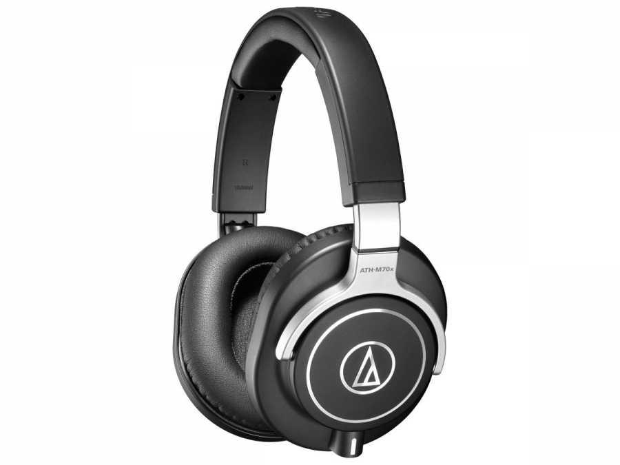 Audio-Technica ATH-M70X - Stüdyo Referans Kulaklığı