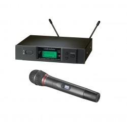 Audio-Technica - Audio-Technica ATW-3141B Kardioid Kondenser El Tipi Kablosuz Mikrofon
