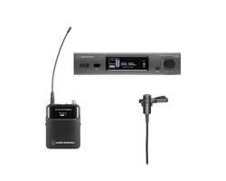 Audio-Technica - Audio Technica ATW-3211/831 Bodypack Sistem AT831ch İle