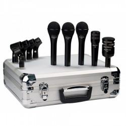 Audix - Audix BP5 PRO Dinamik Mikrofon Seti