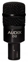 Audix - Audix D2 Dinamik Enstrüman Mikrofonu