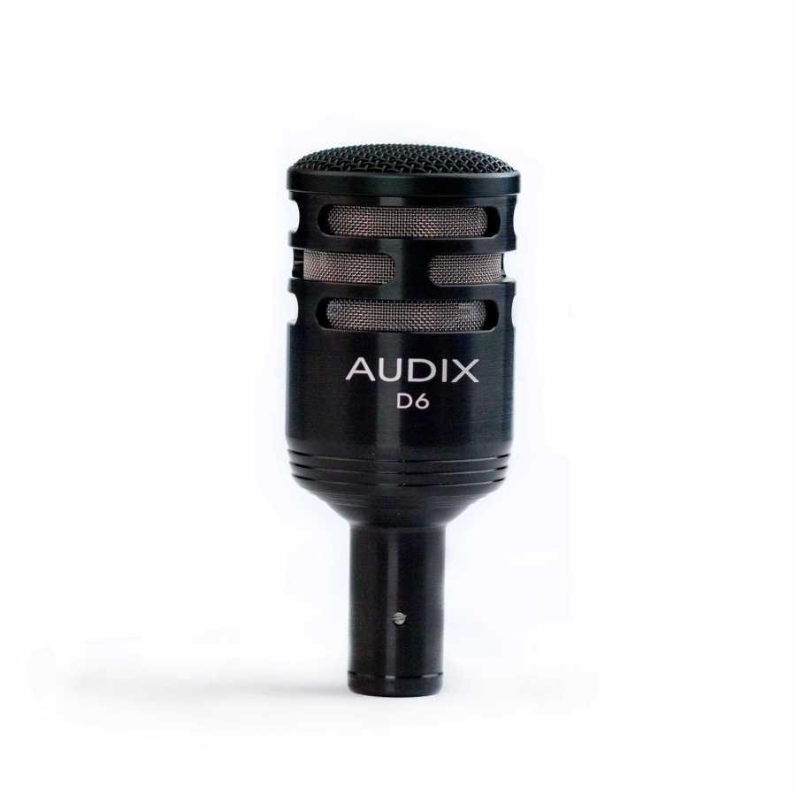 Audix D6 Dinamik Enstrüman Mikrofonu