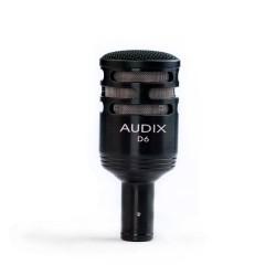 Audix - Audix D6 Dinamik Enstrüman Mikrofonu
