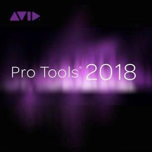 AVID Protools 2018 Eğitim Sürümü