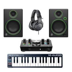 InfoMusic Stüdyo Paketleri - Başlangıç Seviyesi Stüdyo Prodüksyon Paketi