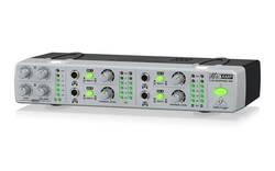 Behringer - Behringer AMP800 4 Kanal Stereo Kulaklık Amfisi