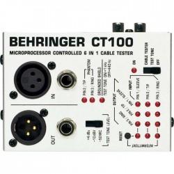 Behringer - Behringer CT100 6li Kablo Test Cihazı