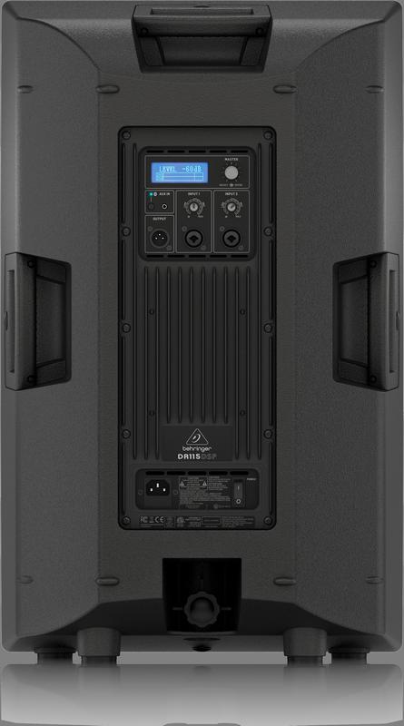 Behringer DR115DSP 1400 Watt Aktif DSP'li Hoparlör