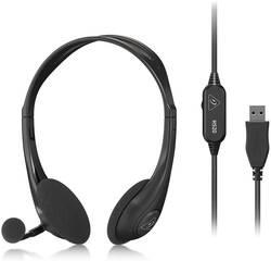 Behringer - Behringer HS20 Mikrofonlu Kulaklık USB Bağlantı