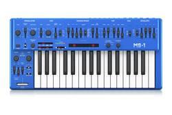 Behringer - Behringer MS-1-BU 32 Tuş Analog Synthesizer (Mavi)