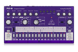 Behringer - Behringer RD6 GP 64 Drum Machine (Mor)
