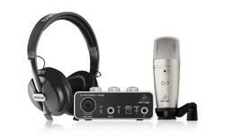 InfoMusic Stüdyo Paketleri - BEHRINGER Stüdyo Başlangıç Paketi