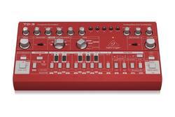 Behringer - Behringer TD-3-RD Analog Synthesizer (Kırmızı)