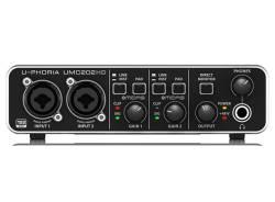 Behringer - Behringer U-Phoria UMC202HD 2 Kanal USB Ses Kartı