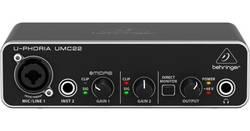 Behringer - Behringer U-Phoria UMC22 USB Ses Kartı Midas Pre-Amp