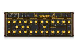 Behringer - Behringer Wasp Deluxe Hibrit Analog Synthesizer